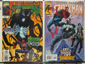 PETER PARKER (1999) 9-10  Spidey vs VENOM!  'Nuff said.