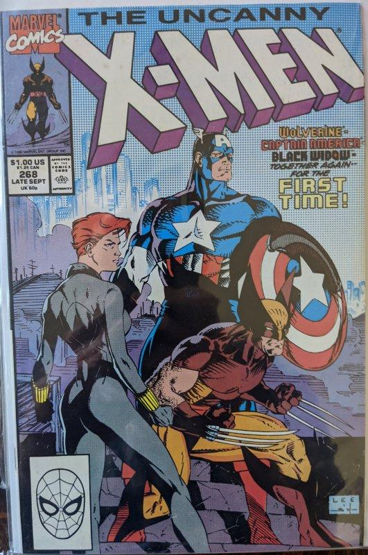 The Uncanny X-Men #268 (1990)
