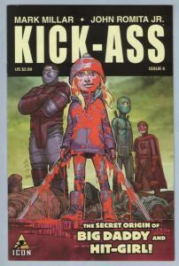 Kick-Ass 6 Jun 2009 NM- (9.2)