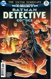 Detective Comics #946 VF/NM; DC | save on shipping - details inside