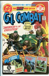 G.I. COMBAT #248 1982-DC-HAUNTED TANK-GLANZMAN-GIANT EDITION-KUBERT-nm