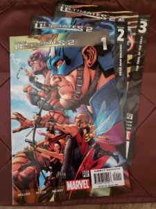 THE ULTIMATES 2 #1-3 NM
