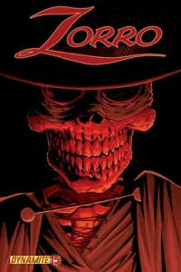 Zorro (Dynamite) #15A FN; Dynamite | save on shipping - details inside