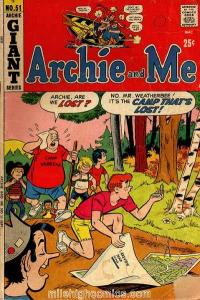 Archie and Me #51, VG- (Stock photo)