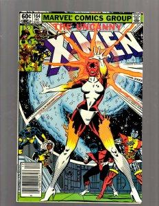 Uncanny X-Men # 164 VF/NM Marvel Comic Book Wolverine Binary Storm Mutant RP5