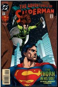 Adventures of Superman #521 (DC, 1995)