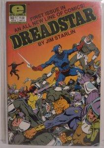 Dreadstar #1 Epic Comics