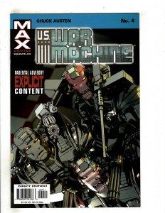 U.S. War Machine (JP) #4 (2001) OF31