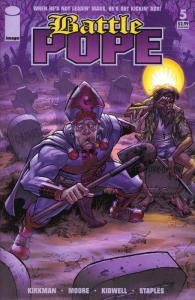 Battle Pope (Image) #5 VF/NM; Image | save on shipping - details inside