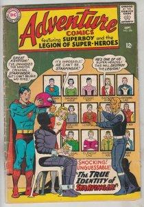 Adventure Comics #336 (Sep-65) VG/FN Mid-Grade Legion of Super-Heroes, Superboy