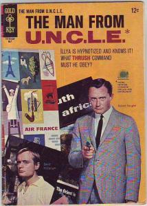 Man from U.N.C.L.E., The #6 (May-66) VG Affordable-Grade Napolean Solo, Ilya ...