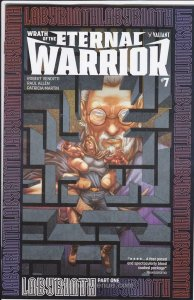 Wrath Of The Eternal Warrior #7B FN; Valiant | save on shipping - details inside