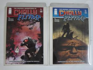 The Original Adventures of Cholly and Flytrap by Arthur Suydam with Autograph!