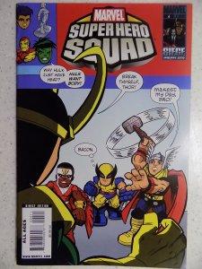 Marvel Super Hero Squad #4 (2010)