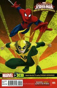 Marvel Universe Ultimate Spider-Man: Web Warriors #5 VF; Marvel   save on shippi