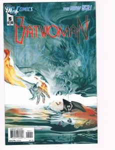 Batwoman # 5 DC Comic Books Hi-Res Scans The New 52 Awesome Issue WOW!!!!!!! S12