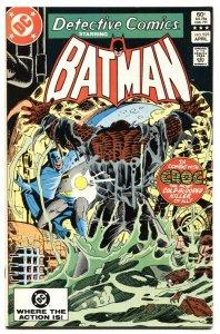 DETECTIVE COMICS #525 KILLER CROC/JASON TODD-DC NM-