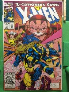 X-Men #14 X-cutioner's Song part 3