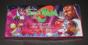 Michael Jordan Space Jam: Deluxe Boxed Card Set MINT 1996