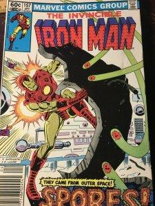 10 Iron Man Marvel Comics # 157 158 160 161 162 163 164 165 166 167 Stark J451