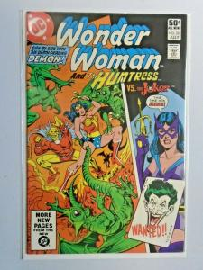 Wonder Woman #281 Joker appearance 1st Series 7.0 (1981)