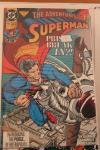 Adventures of Superman 486 VF/NM