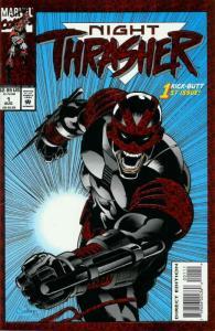 Night Thrasher #1 FN; Marvel | save on shipping - details inside