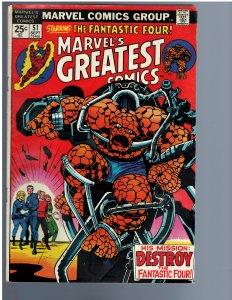 Marvel's Greatest Comics #51 (1974)
