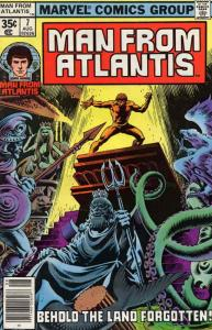 Man from Atlantis #7 FN; Marvel   save on shipping - details inside