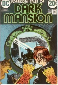 FORBIDDEN TALES OF DARK MANSION (1972-1974) 8 VF COMICS BOOK