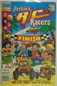 Archie's R/C Racers #10 - 6.0 FN - 1991
