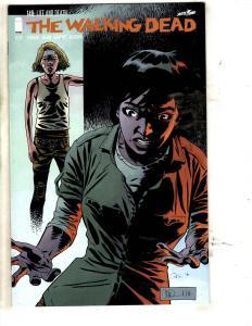 Lot Of 5 WALKING DEAD Image Comic Books # 140 141 142 143 144 NM 1st Prints TW64