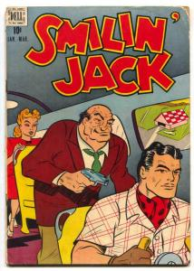 Smilin' Jack #5 1948- Dell Golden Age comic VG