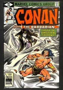 Conan the Barbarian #105 (1979)