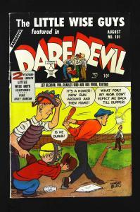 Daredevil Comics (1941 series) #101, Fine (Actual scan)