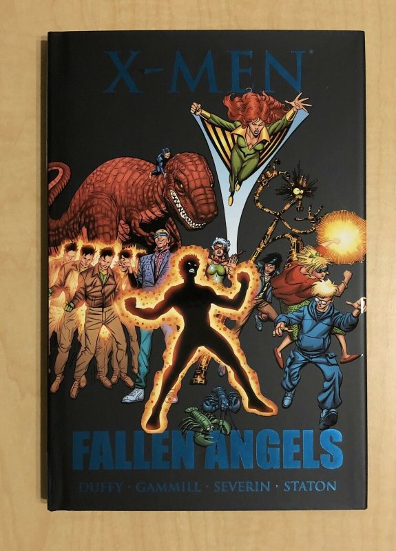 X-Men Fallen Angels HC Premiere Edition Kerry Gammill