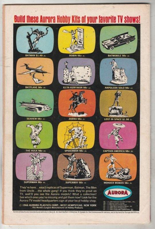 Adventure Comics #353 (Feb-67) VG+ Affordable-Grade Legion of Super-Heroes(Su...