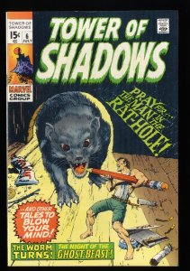 Tower of Shadows #6 VF/NM 9.0
