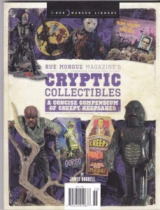 RUE MORGUE CRYPTIC COLLECTIBLES #5, VF, GN, TPB, ?, more in store