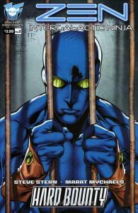 Zen Intergalactic Ninja: Hard Bounty #3 FN; 1First | save on shipping - details