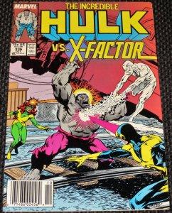The Incredible Hulk #336 (1987)
