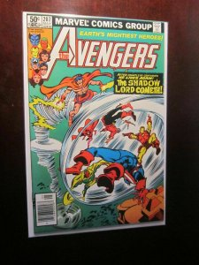 Avengers (1963 1st Series) #207 - 8.5 VF+ - 1981 - NS