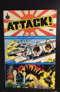 Attack! #1 (1975)