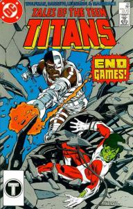 Tales of the Teen Titans #82 FN; DC | save on shipping - details inside