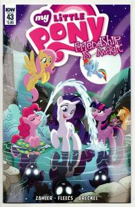 My Little Pony Friendship Is Magic #43 (IDW, 2016) NM