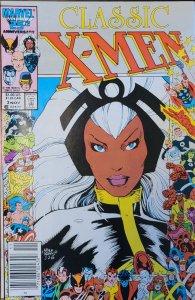 Classic X-Men #3 (1986)
