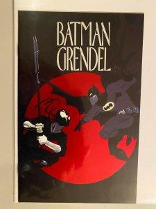 Batman Grendel Ashcan #1 Red 6.0 FN (1993)