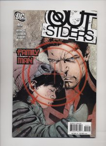 Outsiders #45 (2007)