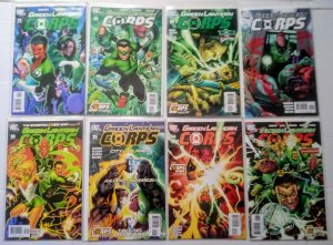 Green Lantern Corps Comic Lot of (8) DC Comics see more lots CL#059