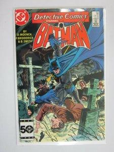 Detective Comics #552 8.0 VF (1985 1st Series)